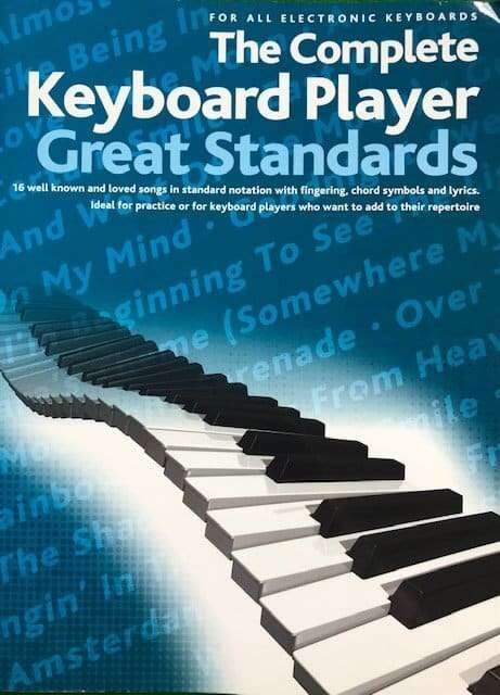 The Complete Keyboard Player Great Standards