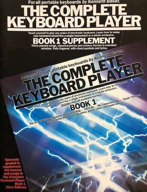 The Complete Keyboard Player - Book 1 Supplement
