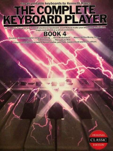 The Complete Keyboard Player - Book 4