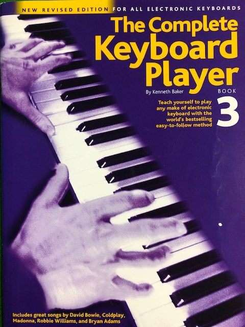 The Complete Keyboard Player - Book 3