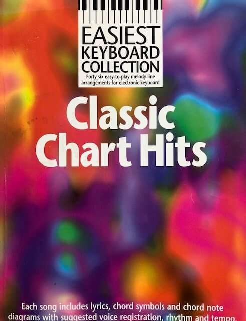 Classic Chart Hits - Easiest Keyboard Collection