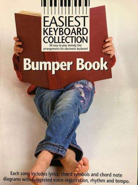 Bumper Book - Easiest Keyboard Collection
