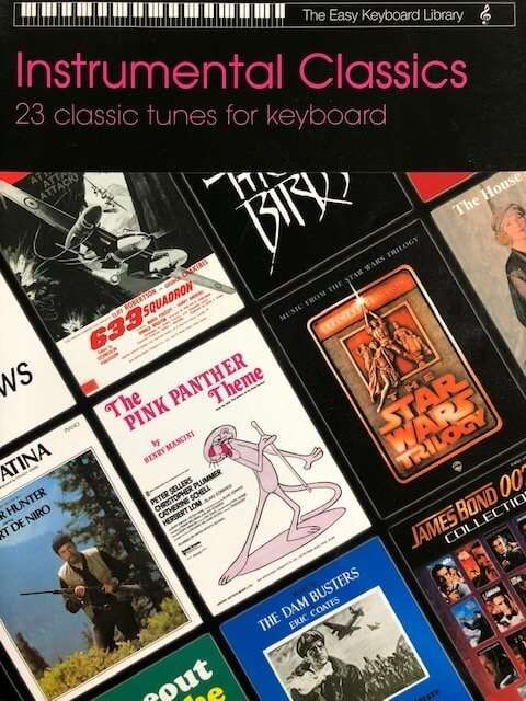 Instrument Classics - The Easy Keyboard Library