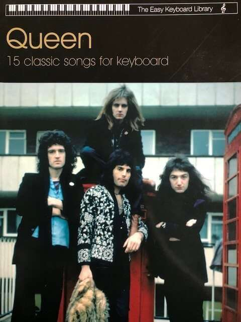 Queen - The Easy Keyboard Library