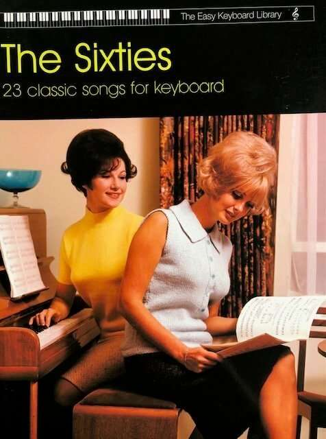 The Sixties - The Easy Keyboard Library