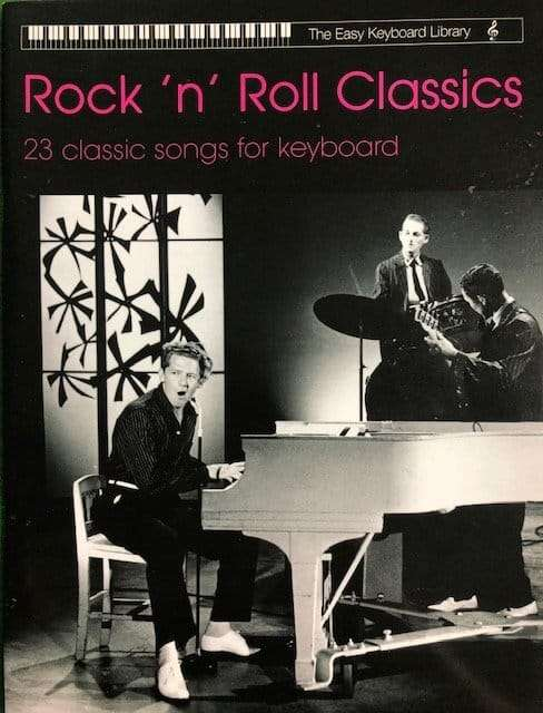 Rock'n'Roll Classics - The Easy Keyboard Library