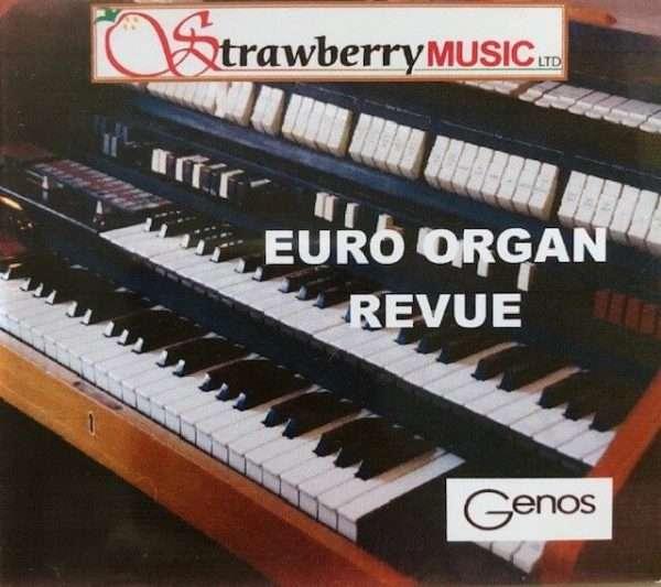 Euro Organ Revue - Genos - Strawberry Music