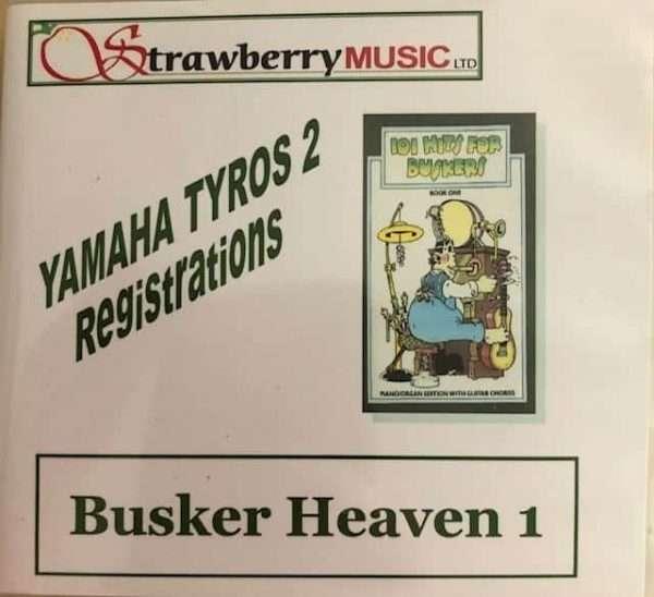 Busker Heaven 1 - Tyros 2 - Strawberry Music