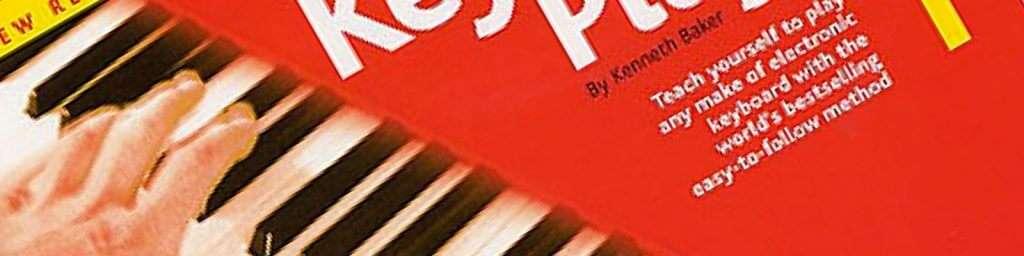 Used Keyboard Books