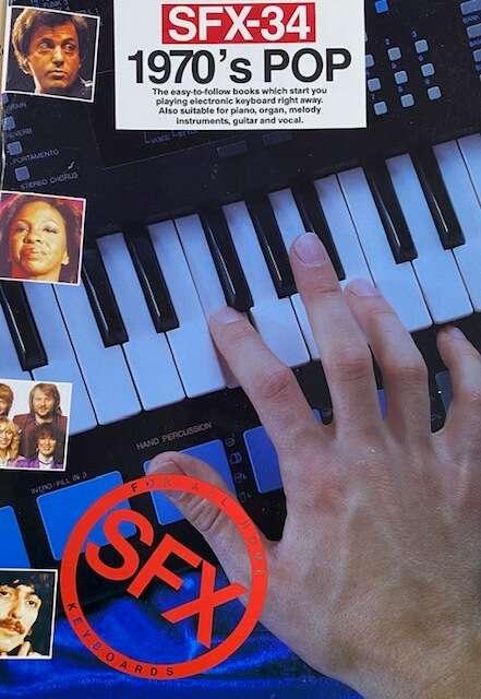 SFX-34 1970's Pop - Easy Play
