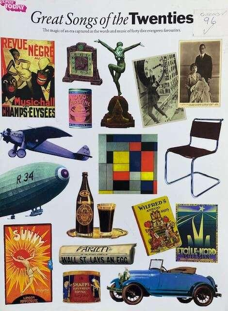 Great Songs of the Twenties 6 - Easy Play