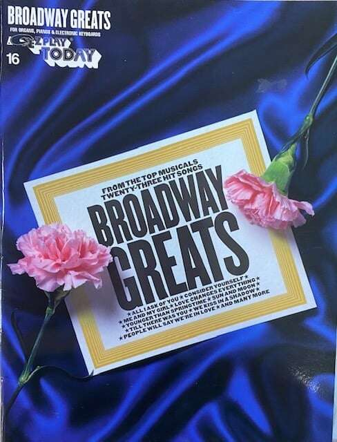 Broadway Greats 16 - Easy Play
