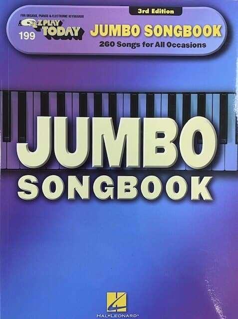 Jumbo Songbook 199 - Easy Play