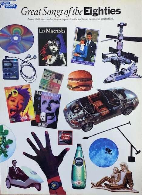 Great Songs of the Eighties 12 - Easy Play