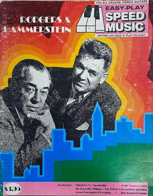 Rodgers & Hammerstein - Easy Play