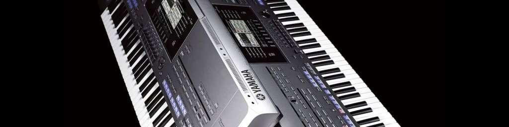 Used Tyros Keyboards