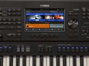 Does the advanced software affect the Yamaha PSR-SX900 price?